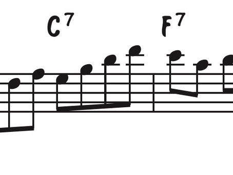 Making Transitions over the Blues Pt IV