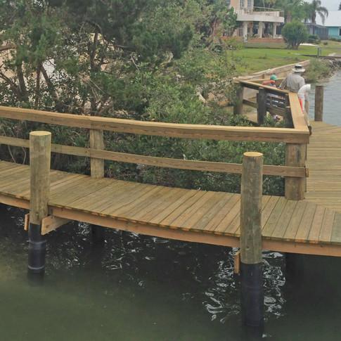 Quality Boat Dock