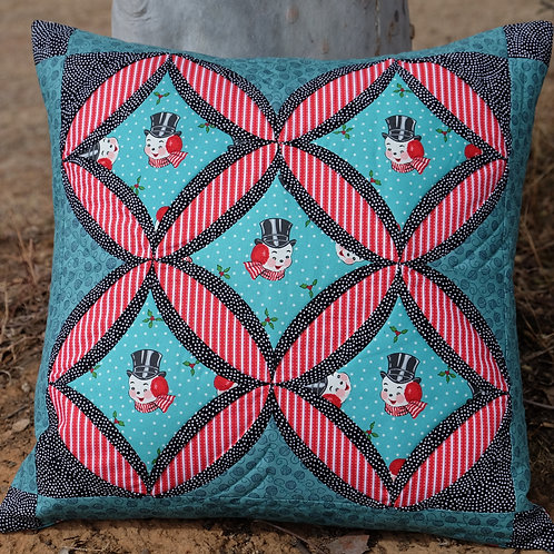 Cathedral Cushion