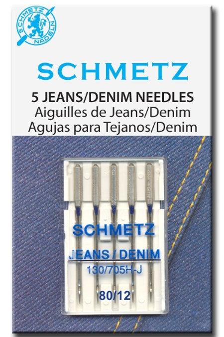Schmetz Jeans/Denim Machine Needles