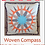 Thumbnail: MM107 Woven Compass Template Set