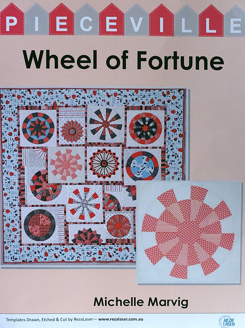 Wheel of Fortune Template Set