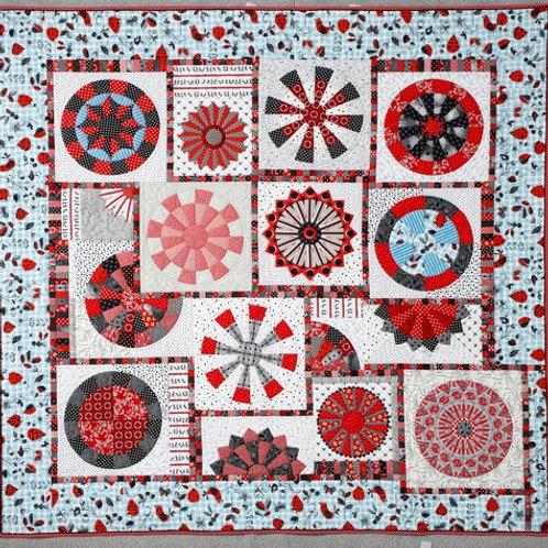 Pigalle Quilt Pattern