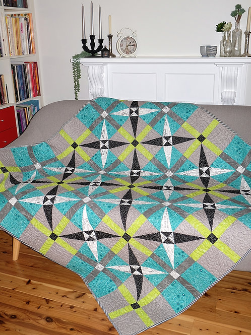 Paddling Out Quilt