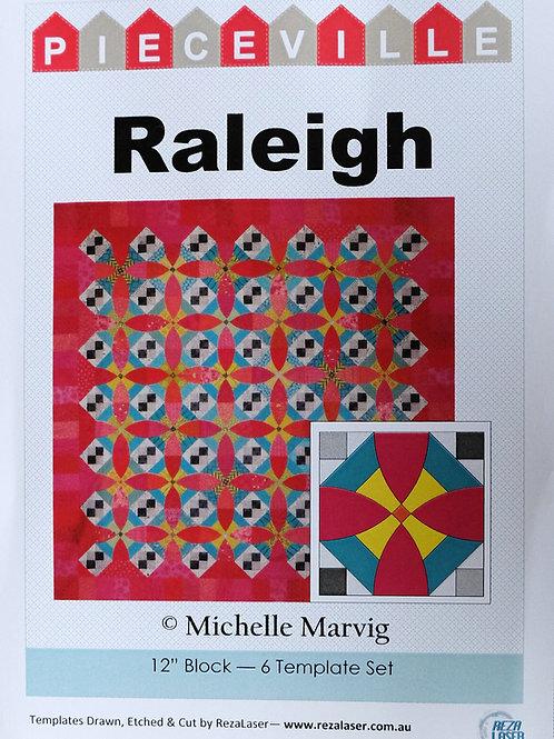 MM110 Raleigh Template Set