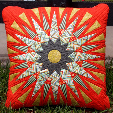 Modern Mariners Cushion