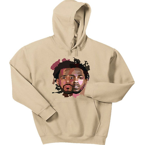 Painted Rap Icons Hoodie - Premium Quality