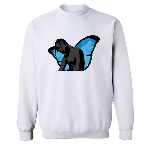 Travis Butterfly Effect Sweatshirt - Premium Quality
