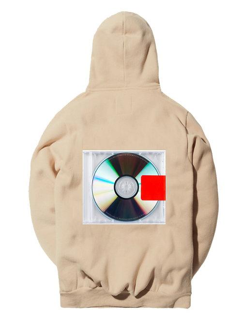 Yeezus Cover Hoodie - Premium Quality
