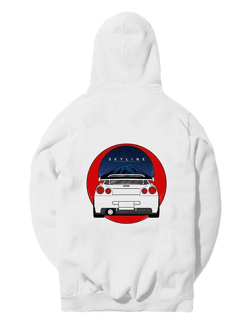 Nissan Skyline / Nismo Racing Hoodie - Premium Quality