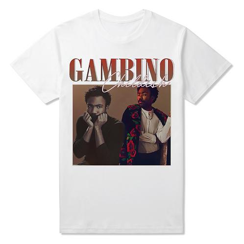 Childish Gambino Vintage Style T-Shirt - Premium Quality