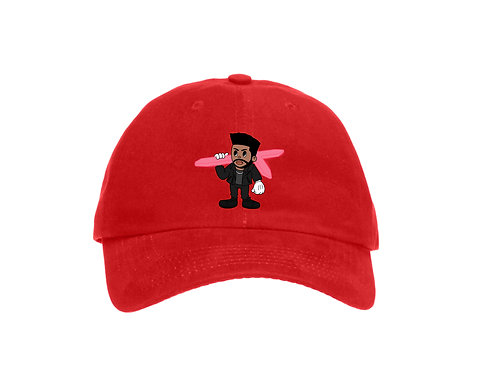 Cartoon Starboy Baseball Dad Cap - Premium Quality