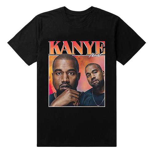 Kanye West Vintage Style T-Shirt - Premium Quality