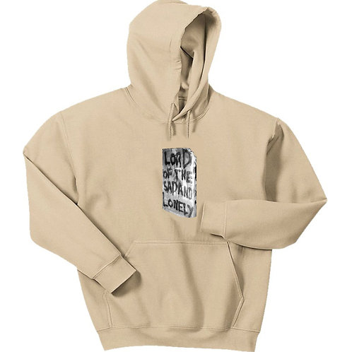 Lord Of The Sad And Lonely Hoodie - Premium Quality