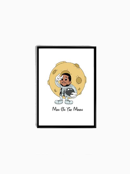 Cartoon MOTM Poster - Premium Quality