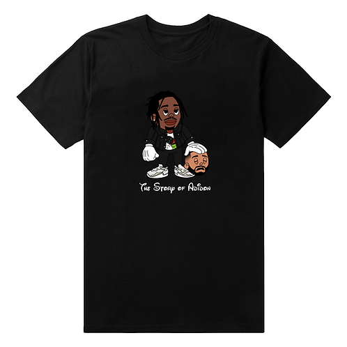 Cartoon Story of Adidon T-Shirt - Premium Quality