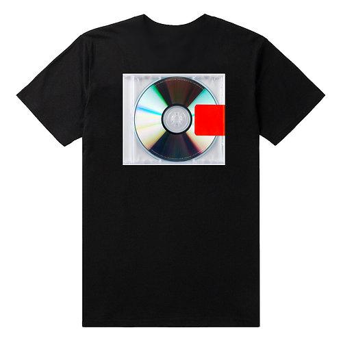 Yeezus Cover T-Shirt - Premium Quality