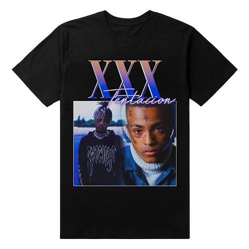 XXX Tentacion Vintage Style T-Shirt - Premium Quality