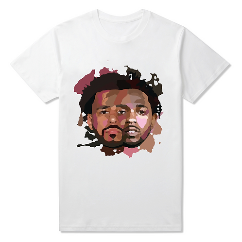 Painted Rap Icons T-Shirt - Premium Quality