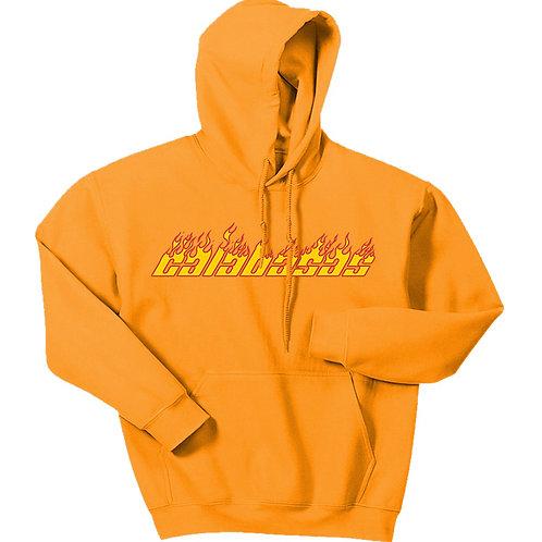 Flames Calabasas Jersey Hoodie - Premium Quality