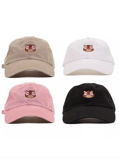 Dropout Bear Classic Baseball Dad Cap