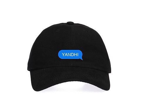 Yandhi Text Bubble Baseball Dad Cap - Premium Quality