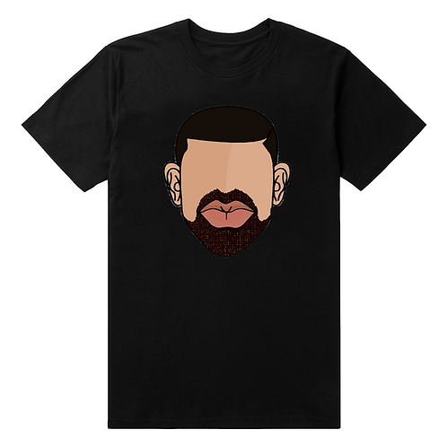 Drake Caricature T-Shirt - Premium Quality