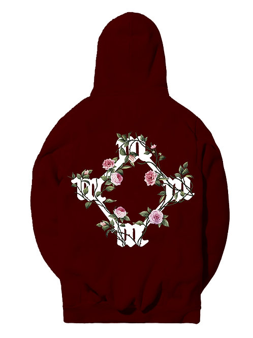 All Day V4 Rose Pullover Hoodie - Premium Quality