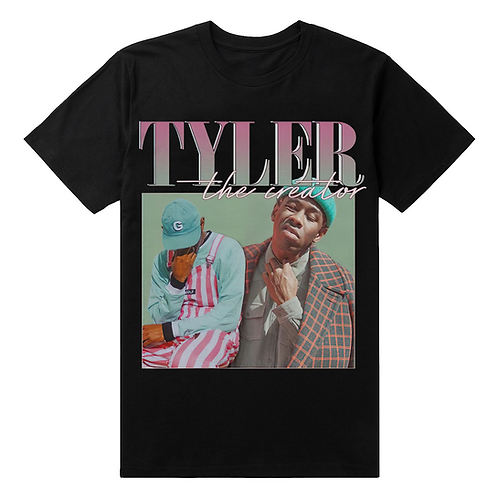 Tyler, the Creator Vintage Style T-Shirt - Premium Quality