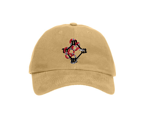 V2 Snake All Day Baseball Dad Cap - Premium Quality