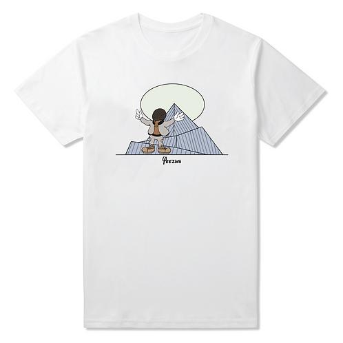 Cartoon Yeezus T-Shirt - Premium Quality