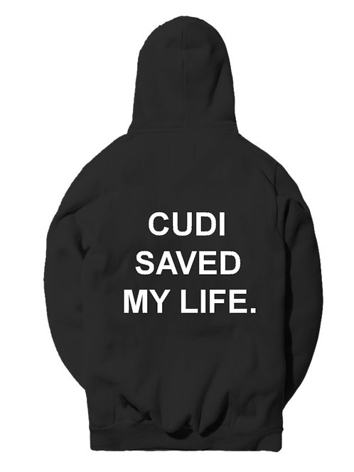 """Cudi Saved My Life"" Hoodie - Premium Quality"