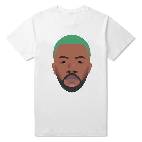 Painted Frank T-Shirt - Premium Quality