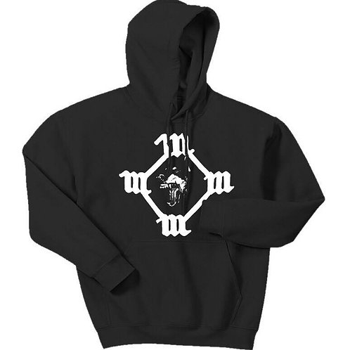 All Day V3 Doberman Pullover Hoodie - Premium Quality