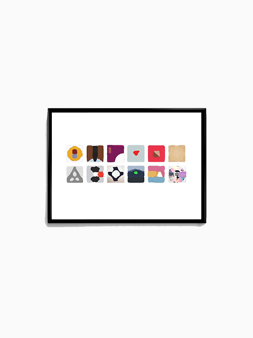 Alternative Kanye Classics Poster - Premium Quality