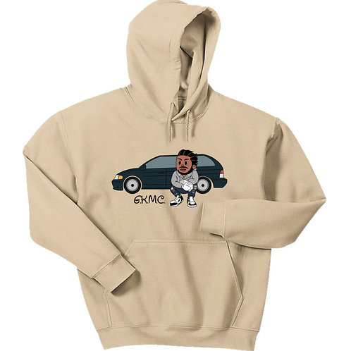 Cartoon GKMC Hoodie - Premium Quality