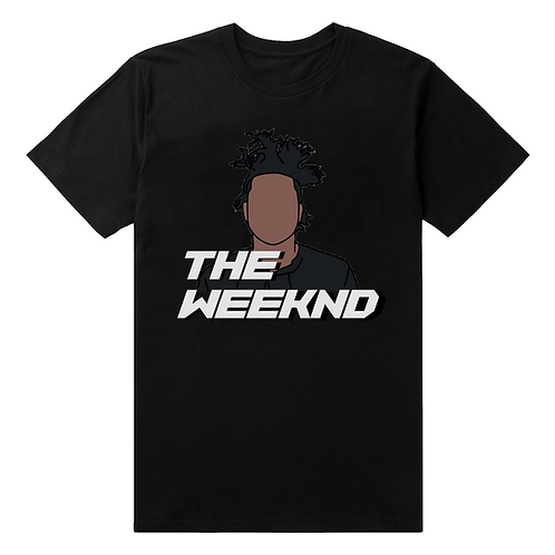 The Weeknd Faceless T-Shirt - Premium Quality
