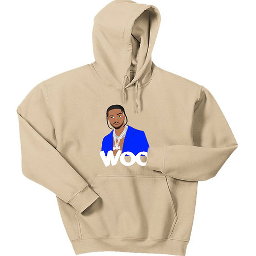 "Pop Smoke ""Woo"" Hoodie - Premium Quality"