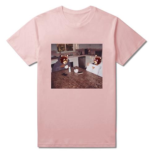 Dropout Breakfast Crew Neck T-Shirt - Premium Quality