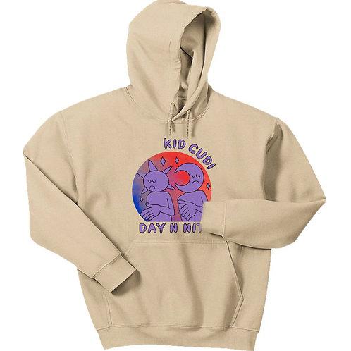 Day N Nite Hoodie - Premium Quality