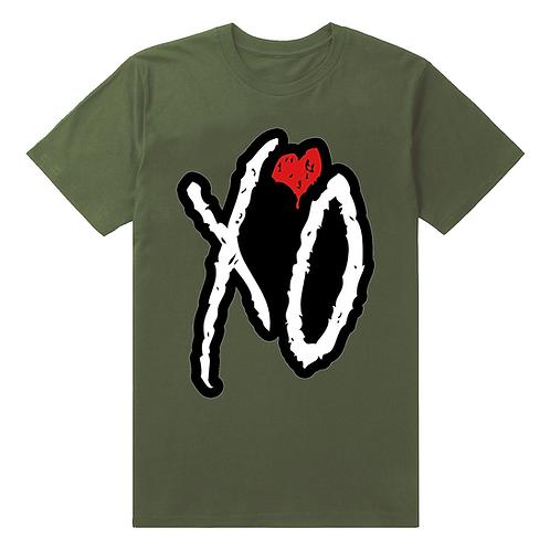 XO Heart Logo T-Shirt - Premium Quality
