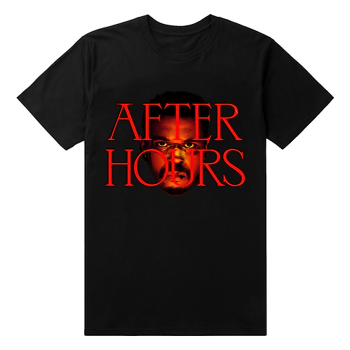 After Hours T-Shirt - Premium Quality