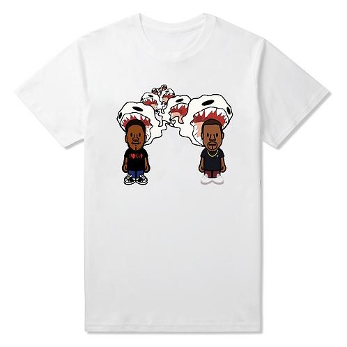 Animated KSG T-Shirt - Premium Quality