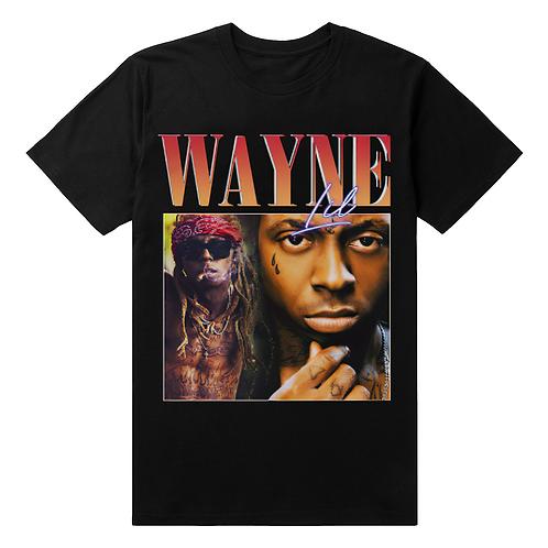 Lil Wayne Vintage Style T-Shirt - Premium Quality