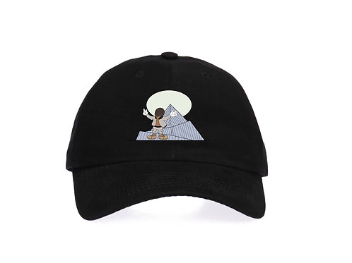 Cartoon Yeezus Baseball Dad Cap - Premium Quality