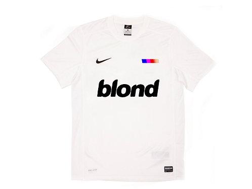 Custom Blond Football Jersey
