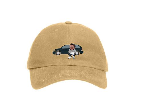 Cartoon GKMC Baseball Dad Cap - Premium Quality