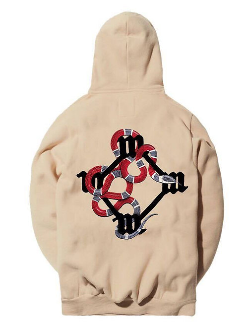 All Day V2 Snake Pullover Hoodie - Premium Quality