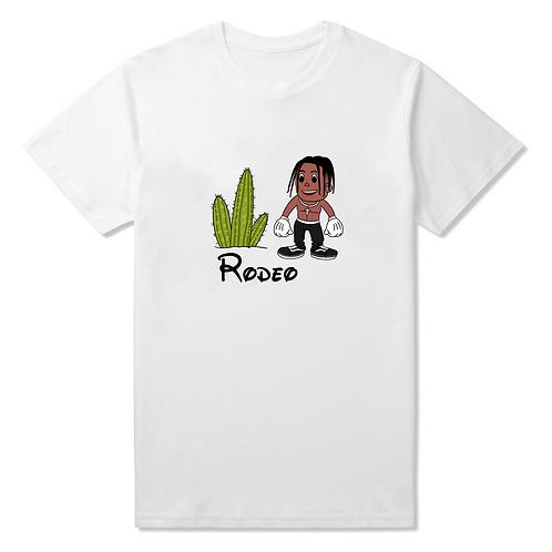 Cartoon Rodeo T-Shirt - Premium Quality