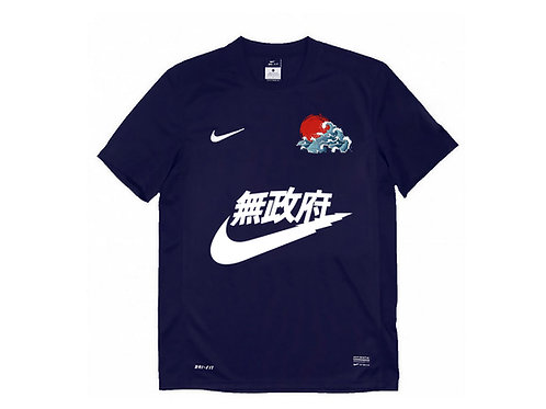 V2 Japanese Nike Custom Football Jersey